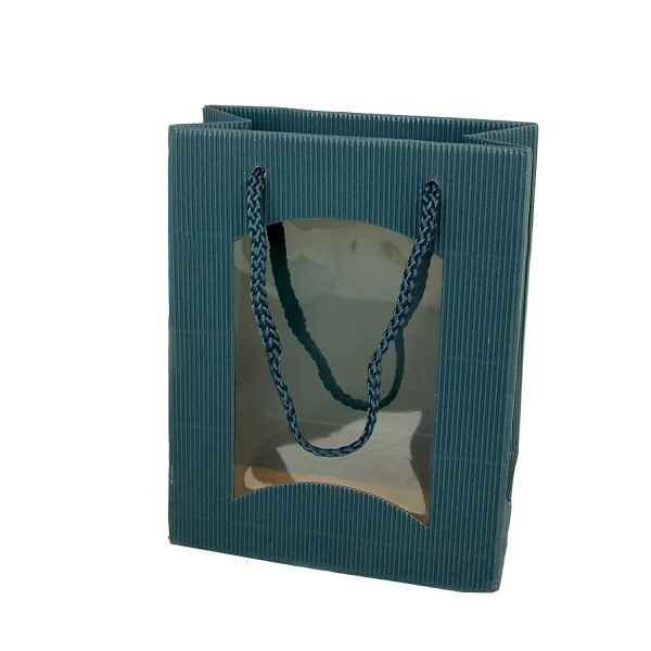Geschenkverpackung für 2 Honiggläser blau