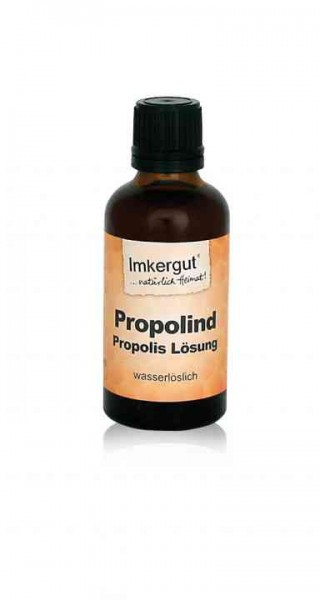 Propolind Propolis Lösung 20 ml Flasche