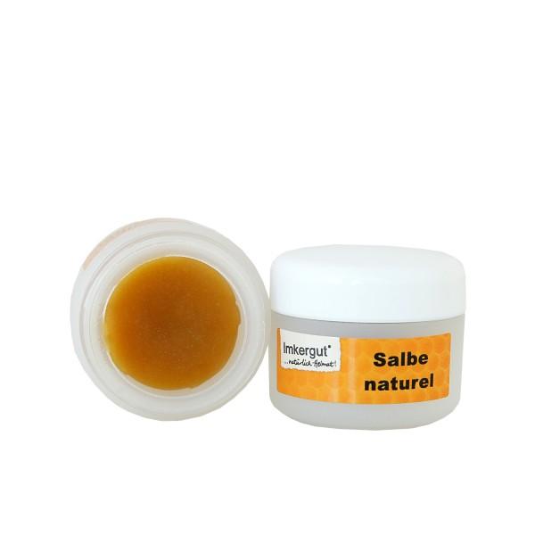 Salbe naturel 5 ml Probegröße