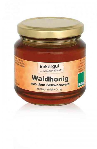 Waldhonig 250 g Glas