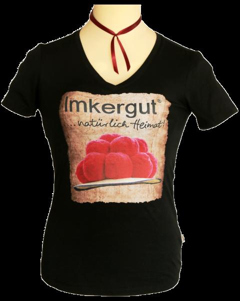 Imkergut Shirt Damen Gr. S