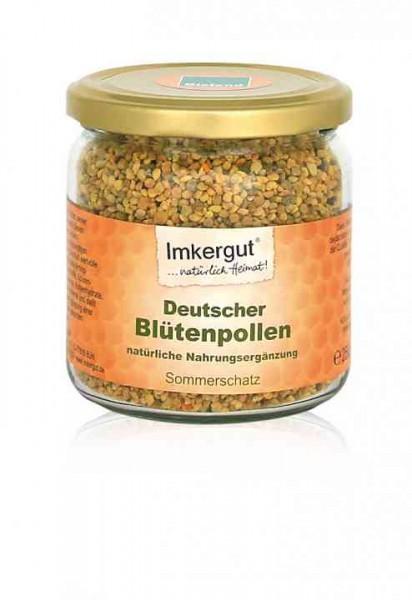 Deutscher Blütenpollen 250 g Glas