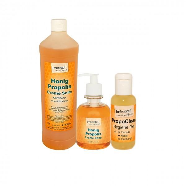 Nachhaltige Pflege mit Propolis
