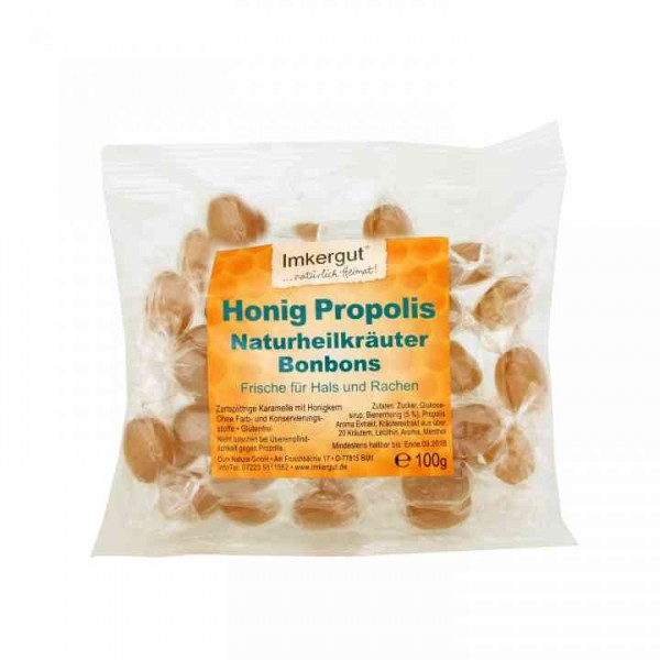 leckere honig propolis bonbons g nstig kaufen im online shop. Black Bedroom Furniture Sets. Home Design Ideas