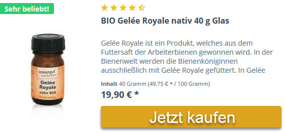 Gelée Royale kaufen