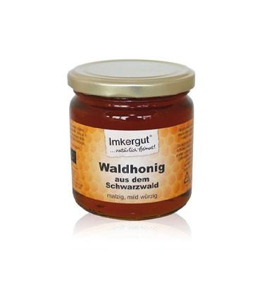 Waldhonig 500 g Glas
