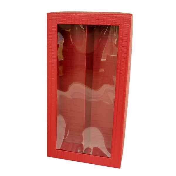 Geschenk Box rot groß