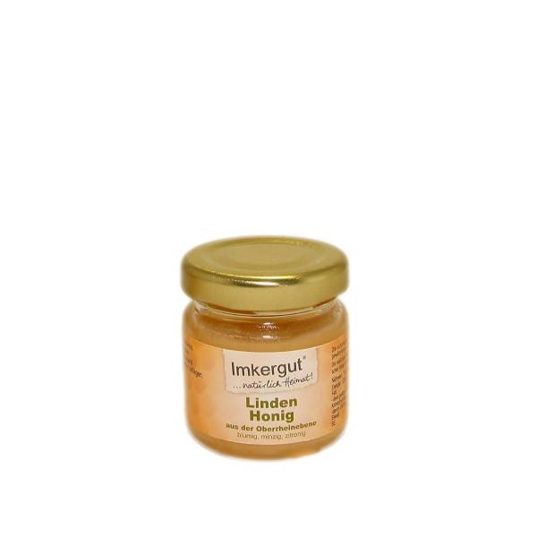 Lindenhonig 50 g Glas