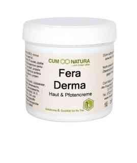 Fera Derma Haut & Pfoten Creme 250 ml