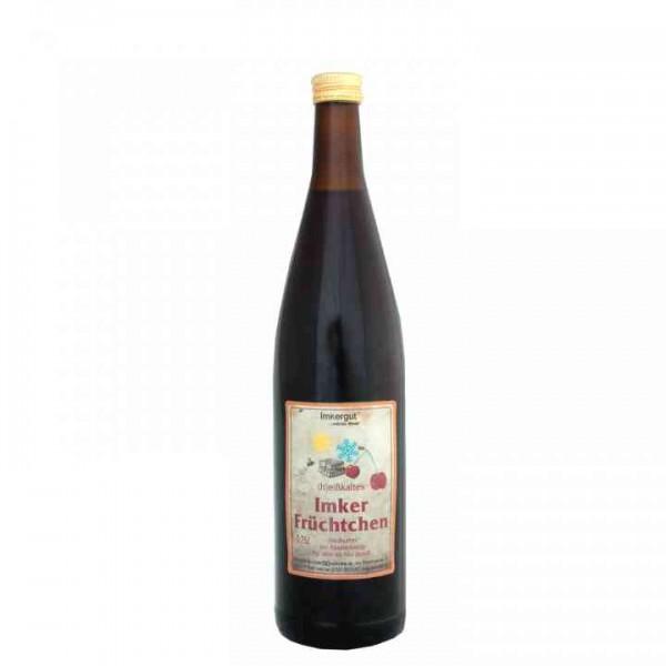 (h)eißkaltes Imkerfrüchtchen 0,75l, alkoholfrei