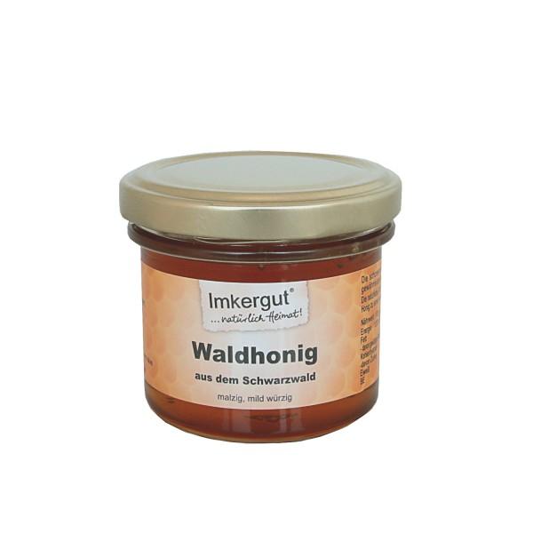 Waldhonig 130 g Glas