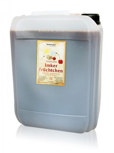 (h)eißkaltes Imkerfrüchtchen 10 l, alkoholfrei