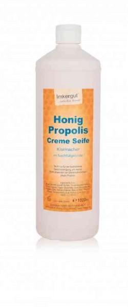 Honig Creme Seife im 1 l Nachfüller