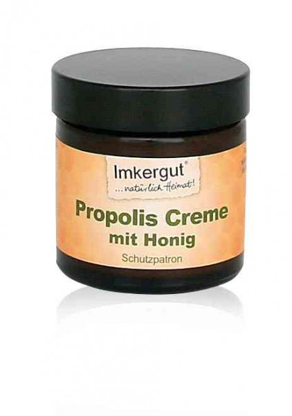 Propolis Honig Creme im 50 ml Tiegel