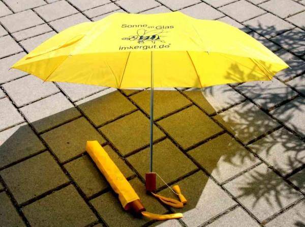 Regen-/Sonnenschirm
