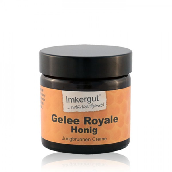 gel e royale honig creme im 50 ml tiegel cum natura imkergut. Black Bedroom Furniture Sets. Home Design Ideas